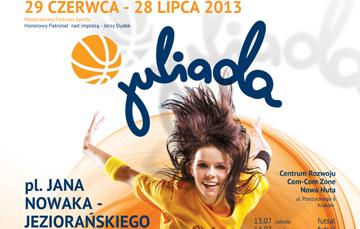 Plakat Juliada