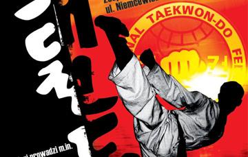 Plakat Taekwondo