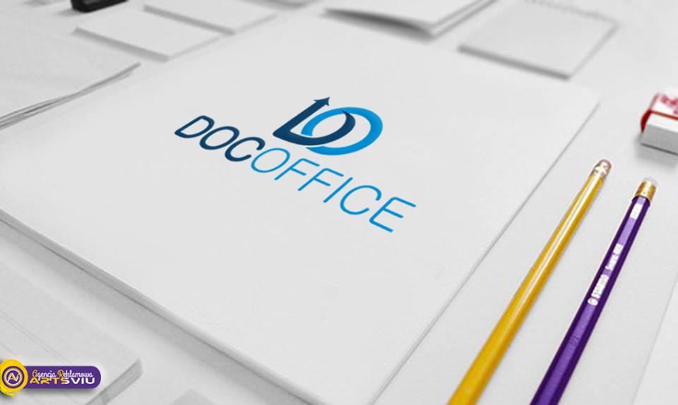 Projekt logo DocOffice